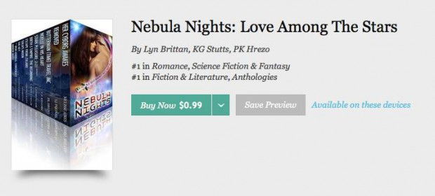 We made it to #1 on Kobo for a day or two!! Great exposure.