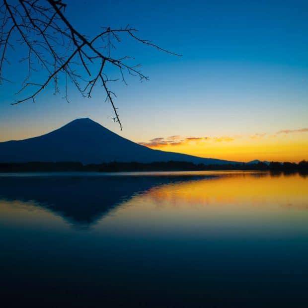 Akuyama and Kuroko Lake.