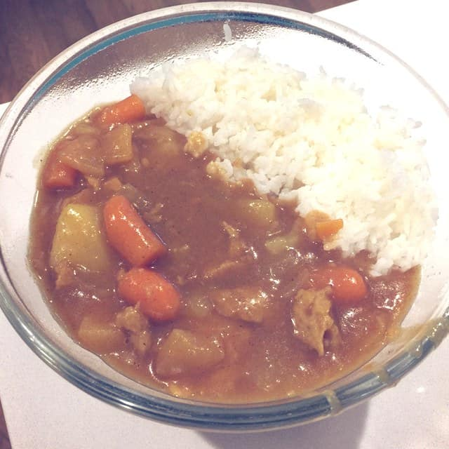 Let S Make Japanese Curry Recipe Vegan Vegetarian S J Pajonas